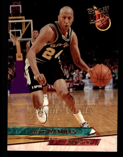1993 Fleer Ultra #169  Lloyd Daniels