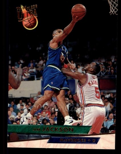1993 Fleer Ultra #46  Jim Jackson