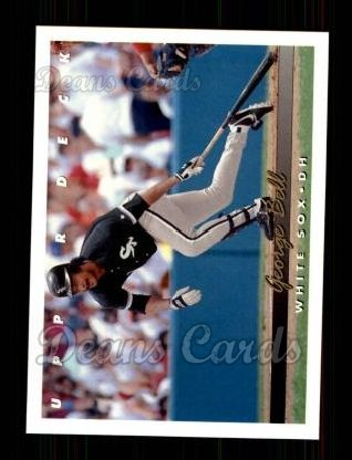 1993 Upper Deck #345  George Bell