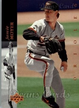 1994 Upper Deck #147  Jamie Moyer