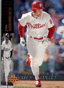 1994 Upper Deck #157  Jim Eisenreich