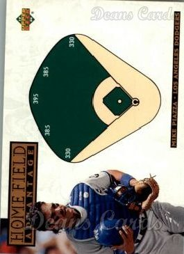 1994 Upper Deck #273   -  Mike Piazza HFA