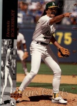 1994 Upper Deck #365  Dennis Eckersley