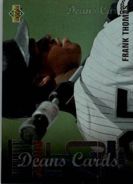 1994 Upper Deck #55   -  Frank Thomas The Future is Now