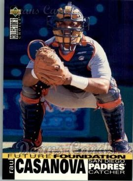 1995 Upper Deck Collector's Choice #33  Raul Casanova