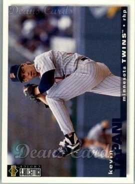 1995 Upper Deck Collector's Choice #482  Kevin Tapani