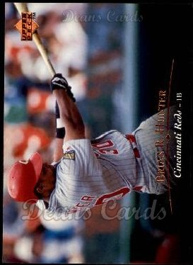 1995 Upper Deck #164  Brian R. Hunter
