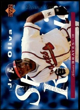 1995 Upper Deck #214  Jose Oliva