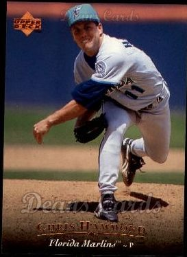 1995 Upper Deck #354  Chris Hammond