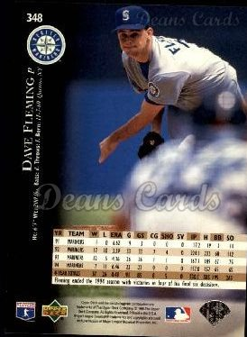 1995 Upper Deck #348  Dave Fleming