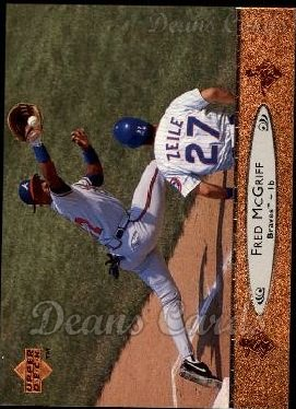 1996 Upper Deck #270  Fred McGriff
