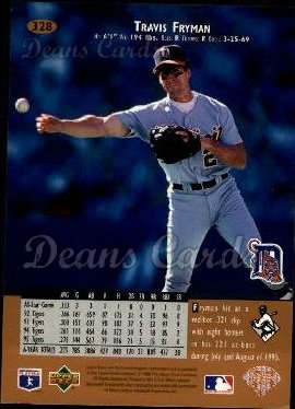 1996 Upper Deck #328  Travis Fryman
