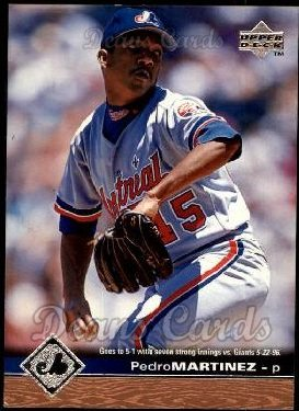 1997 Upper Deck #111  Pedro Martinez