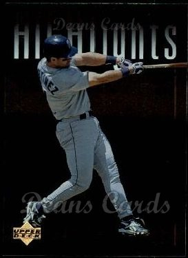 1997 Upper Deck #319   -  Alex Rodriguez Season Highlights