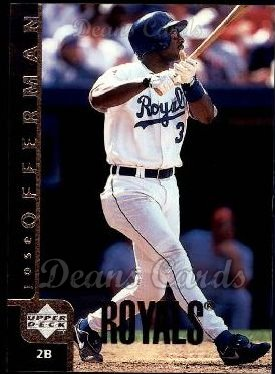 1998 Upper Deck #389  Jose Offerman