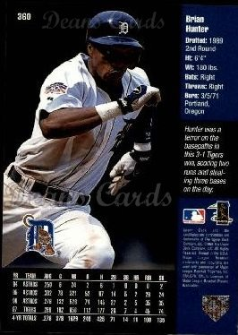 1998 Upper Deck #360  Brian L. Hunter