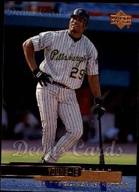 2000 Upper Deck #203  Kevin Young