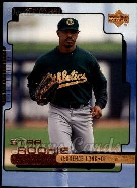 2000 Upper Deck #274  Terrence Long