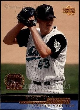 2000 Upper Deck #391  A.J. Burnett
