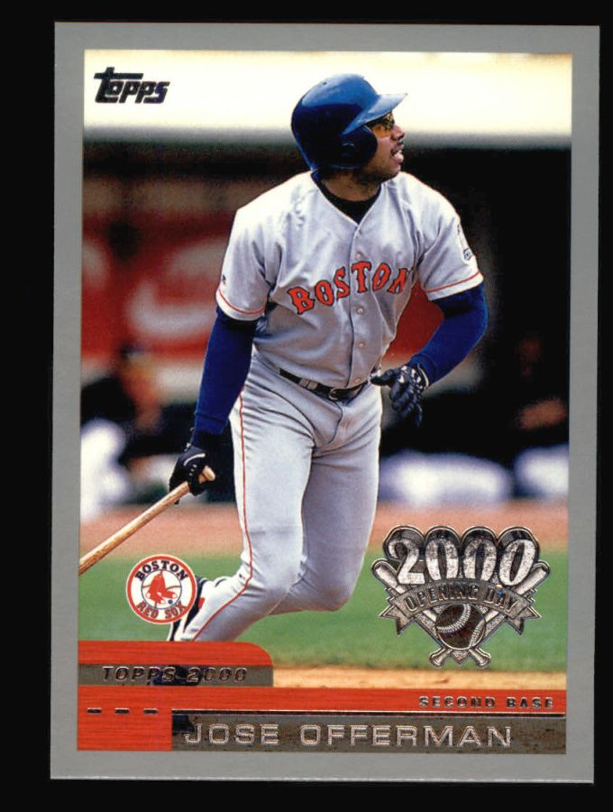 2000 Topps Opening Day #69  Jose Offerman