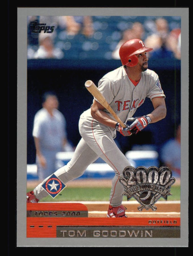2000 Topps Opening Day #87  Tom Goodwin