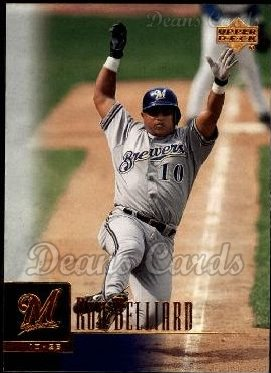 2001 Upper Deck #164  Ron Belliard