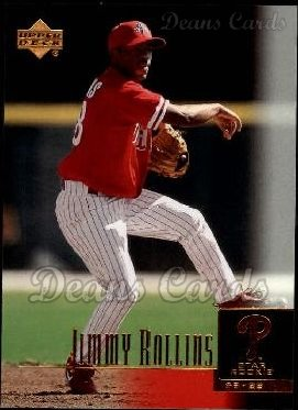 2001 Upper Deck #43  Jimmy Rollins