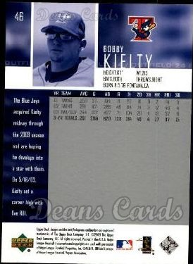 2004 Upper Deck #46  Bobby Kielty