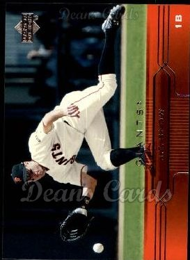 2005 Upper Deck #170  J.T. Snow