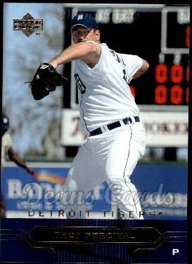 2005 Upper Deck #347  Troy Percival