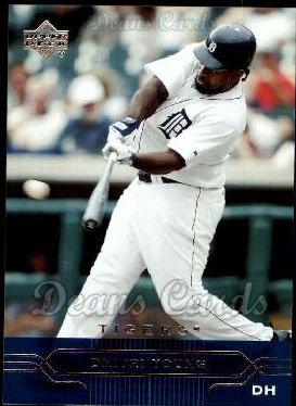 2005 Upper Deck #74  Dmitri Young