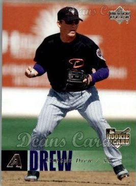 2006 Upper Deck #1001  Stephen Drew