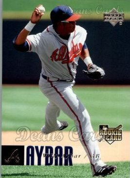 2006 Upper Deck #1010  Willy Aybar