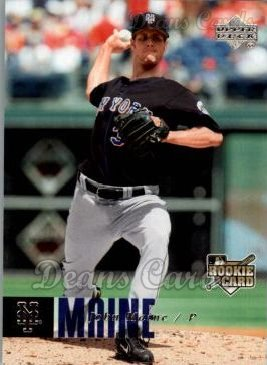 2006 Upper Deck #1125  John Maine