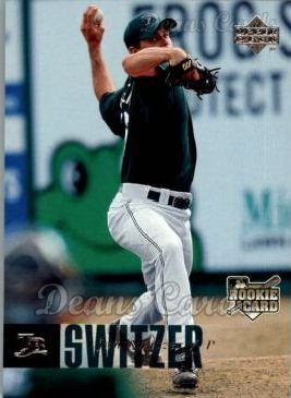 2006 Upper Deck #1193  Jon Switzer