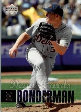 2006 Upper Deck #178  Jeremy Bonderman