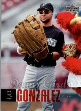 2006 Upper Deck #186  Alex Gonzalez