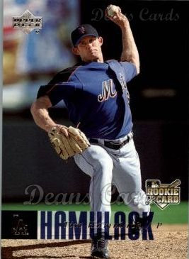 2006 Upper Deck #302  Tim Hamulack