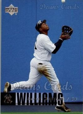 2006 Upper Deck #304  Bernie Williams