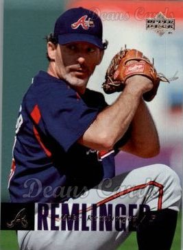 2006 Upper Deck #524  Mike Remlinger