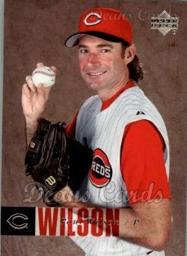 2006 Upper Deck #577  Paul Wilson