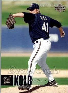 2006 Upper Deck #680  Dan Kolb