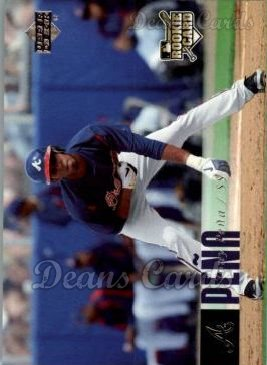 2006 Upper Deck #902  Tony Pena