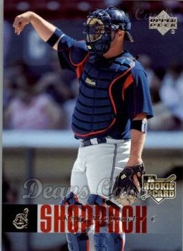 2006 Upper Deck #917  Kelly Shoppach