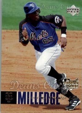 2006 Upper Deck #999  Lastings Milledge