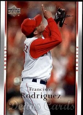 2007 Upper Deck #148  Francisco Rodriguez