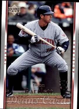 2007 Upper Deck #150  Jason Bartlett