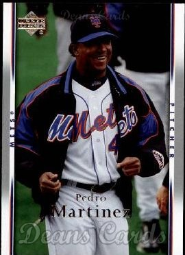 2007 Upper Deck #382  Pedro Martinez
