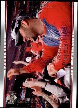 2007 Upper Deck #499  Albert Pujols