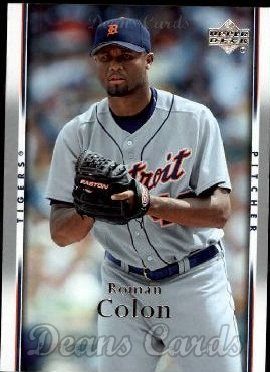 2007 Upper Deck #681  Roman Colon